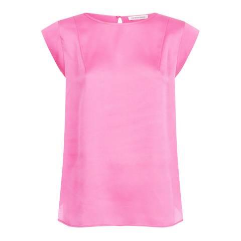 Fenn Wright Manson Pink Corfu Top