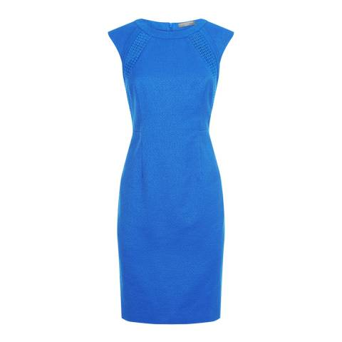 Fenn Wright Manson Blue Celeste Petite Dress