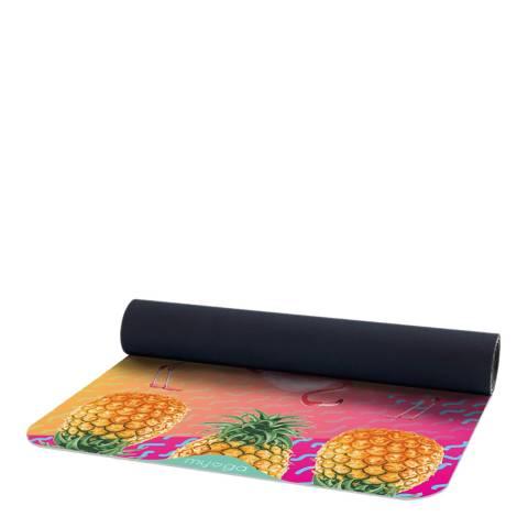 Myga Tropical Rubber Yoga Mat