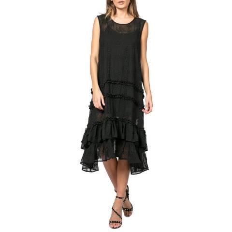 Religion Black Fate Maxi Dress