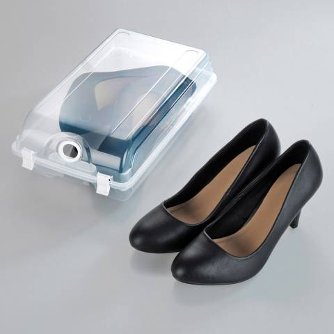 Wenko Set of 6 Medium Shoe Boxes