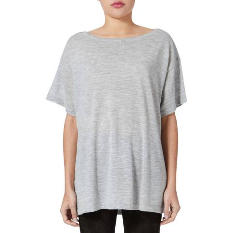 Amanda Wakeley Pebble Delevigne Cashmere Top