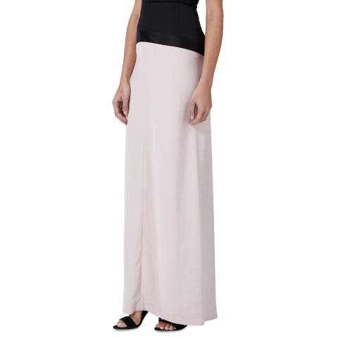 Amanda Wakeley Blush Focus Techno Cady Long Skirt