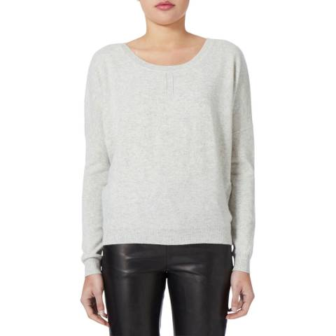 Amanda Wakeley Pebble Chung Easy Cashmere Top
