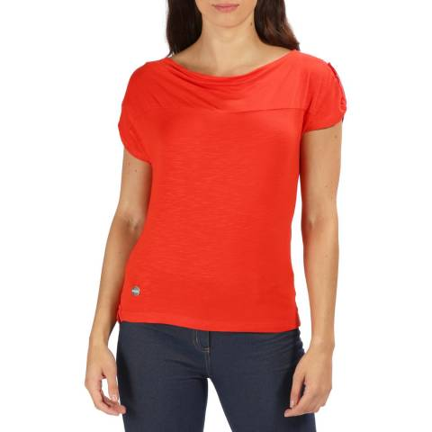 Regatta Red Freesia T-Shirt