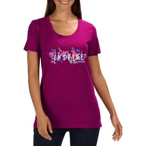 Regatta Purple Filandra III T-Shirt