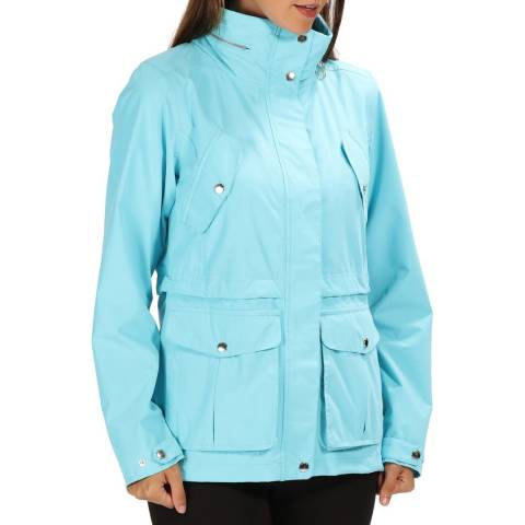 Regatta Turquoise Nadalia Waterproof Shell Jacket