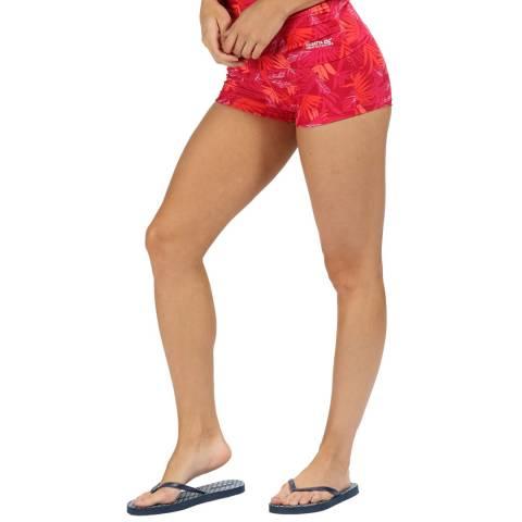 Regatta Dark Cerise Aceana Bikini Shorts