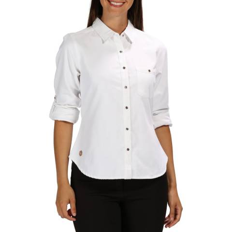 Regatta White Merrial Shirt