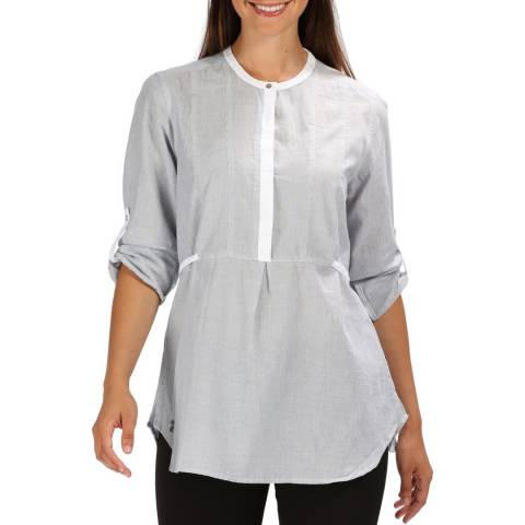 Regatta Grey Maladee Shirt
