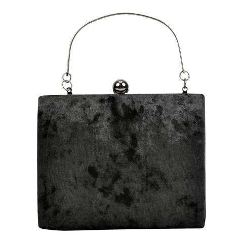 Anna Luchini Black Clutch Bag