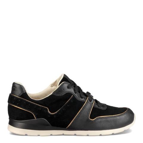 UGG Black Deaven Sneaker