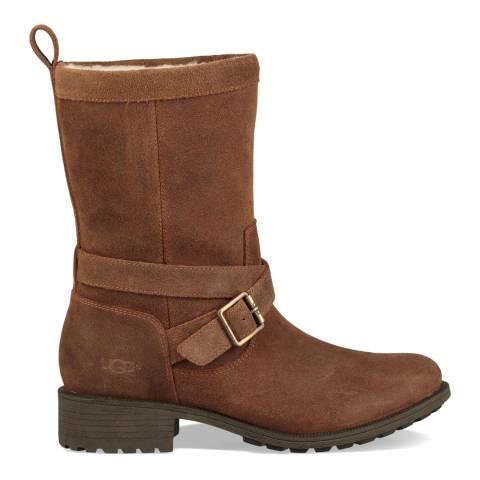 UGG Tan Glendale Boot