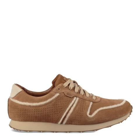 UGG Chestnut Trigo Spill Seam Sneakers