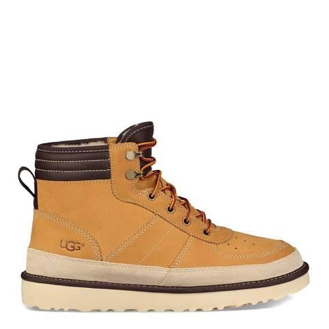 UGG Wheat Highland Sport Boot