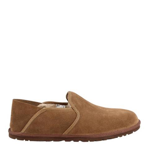 UGG Brown Cooke Slipper