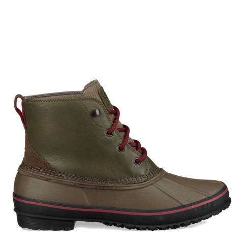 UGG Burnt Olive Zetik Duck Boot