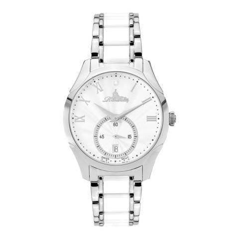 Richtenburg Women's Silver Stainless Steel Quartz Watch