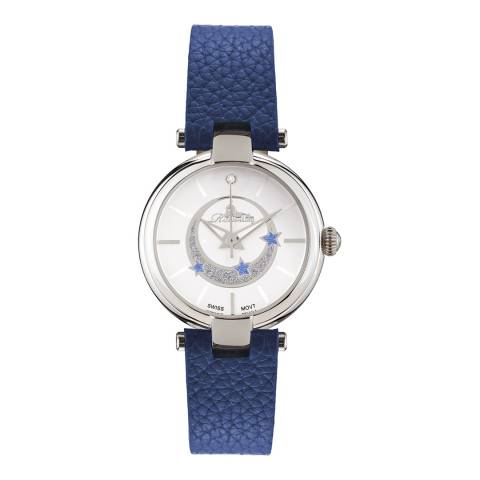 Richtenburg Women's Blue Stainless Steel Quartz Watch