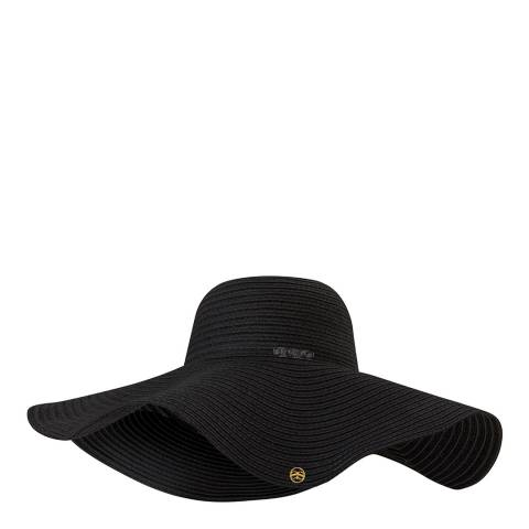 Seaspray Black Seaspray Sun Hat