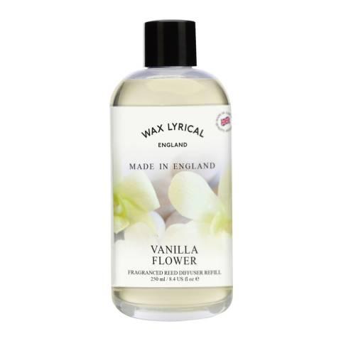 Wax Lyrical Reed Diffuser Refill, Vanilla Flower, Made in England