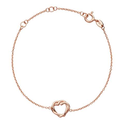 Links of London Rose Gold Vermeil Rose Gold Bracelet