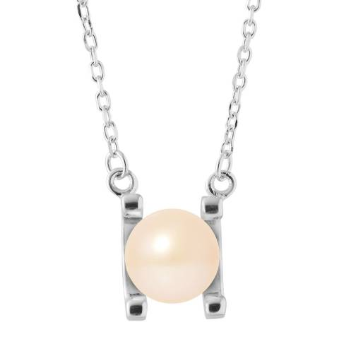 Mitzuko Pink Pearl Necklace
