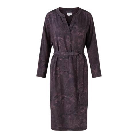 Jigsaw Pleated Petal Tunic Dress