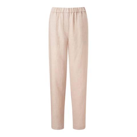 Jigsaw Cold Water Dye Linen Trouser