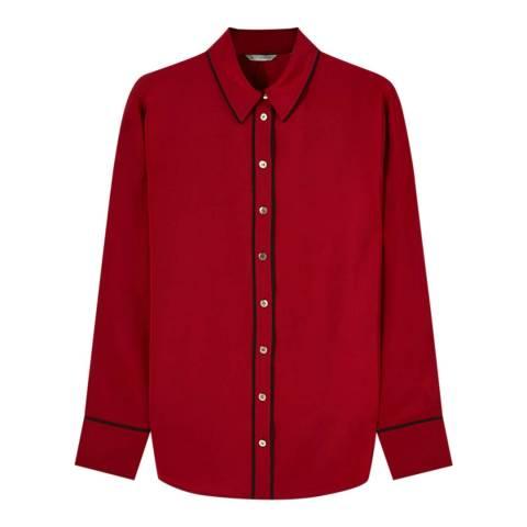 Jigsaw A- Silk Shirt
