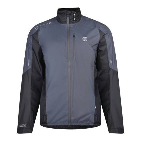 Dare2B Grey/Black Mediant Jacket