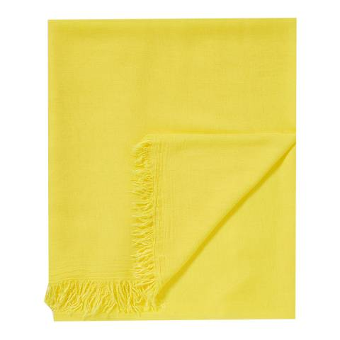 Pure Collection Buttercup Ultra Soft Gauzy Scarf