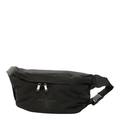 Dior Black Nylon Bee Beltbag