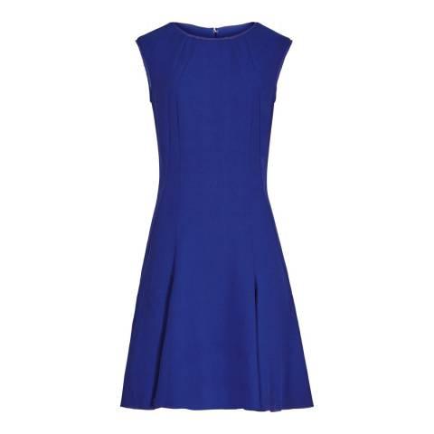 Reiss Sapphire Abey Shift Dress