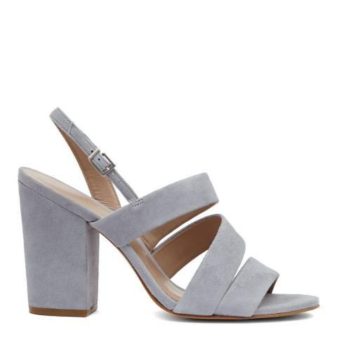 Reiss Zinc Gey Naomi Block Heel Sandals