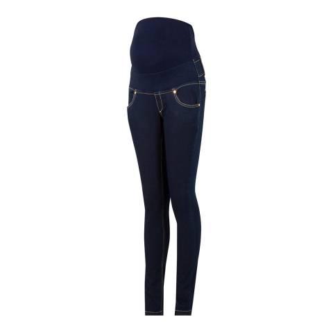 Isabella Oliver Indigo Zadie Stretch Maternity Skinny Jeans