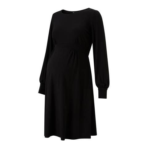 Isabella Oliver Black Ginny Maternity Dress