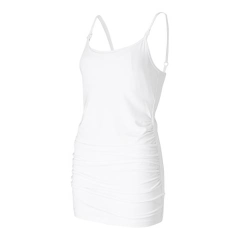 Isabella Oliver Pure White Cami Nursing Top