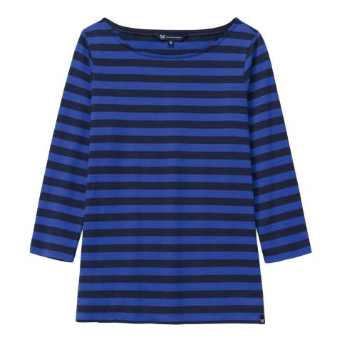 Crew Clothing Blue/Navy Ultimate Breton