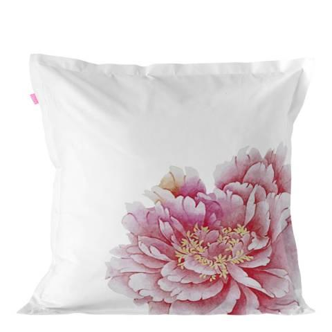 Happy Friday Boho Chic Square Cushion Cover