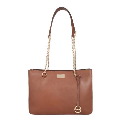 Paul Costelloe Tan The Cannes Bag