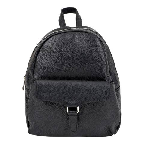 Isabella Rhea Isabella Rhea Black Buckle Backpack
