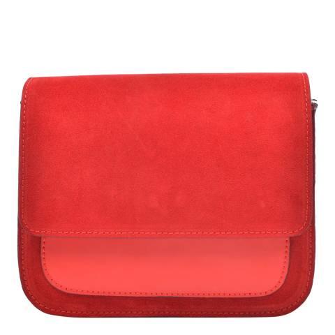 Mangotti Mangotti Red Shoulder Bag