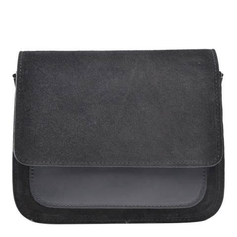 Mangotti Mangotti Black Shoulder Bag