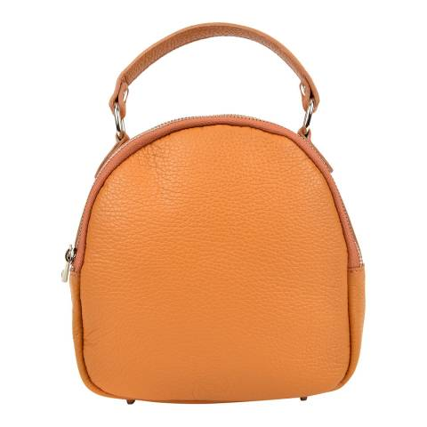 Isabella Rhea Isabella Rhea Orange Small Backpack