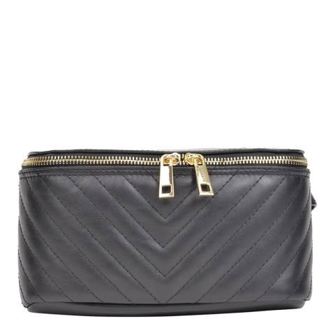 Anna Luchini Anna Luchini Black Waist Bag
