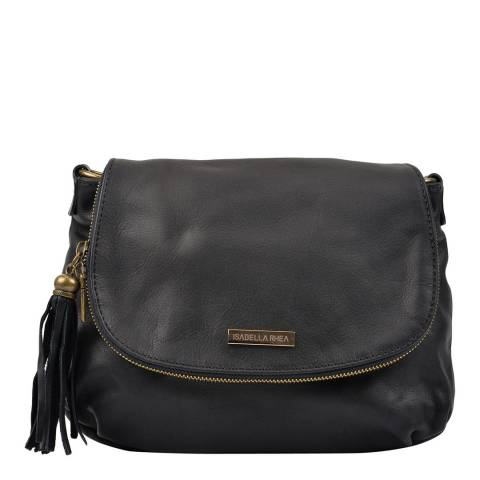 Isabella Rhea Isabella Rhea Black Crossbody Bag