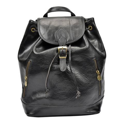 Sofia Cardoni Sofia Cardoni Black Drawstring Backpack