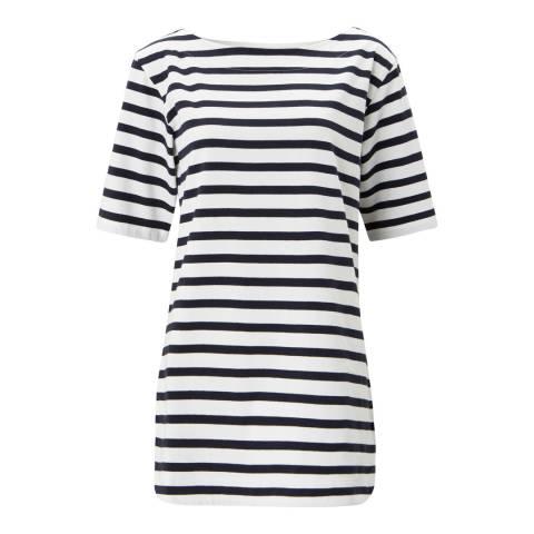 Baukjen Navy/White Callie Everyday Tunic