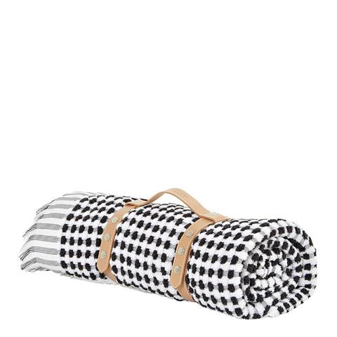 Seafolly Black/White Disty Blanket